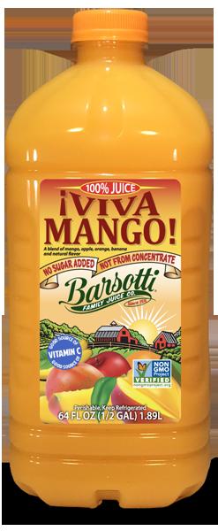 Viva Mango!   Barsotti Family Juice Co